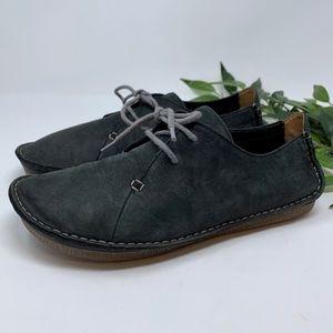 Clark's Artisan Janey Moccasin Oxford Shoe 10